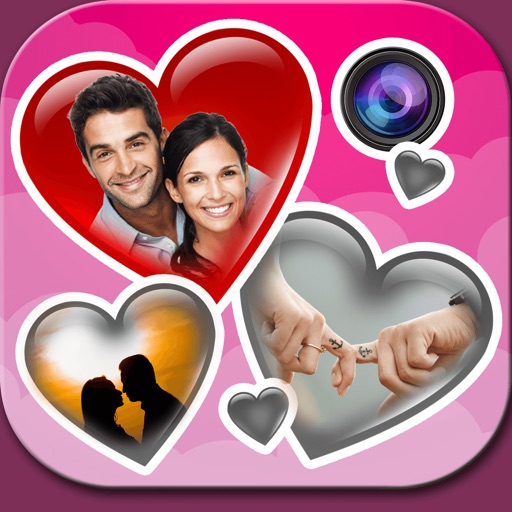 Love Photo Collage Maker: Cute Frames And Effects