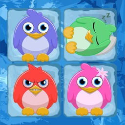 Birds Match - Match 3 Game,Puzzle Games