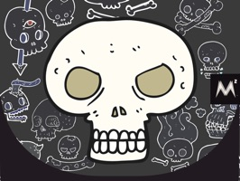 Skulls! The DoodleBomb Collection