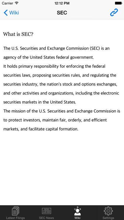 SEC Daily screenshot-3