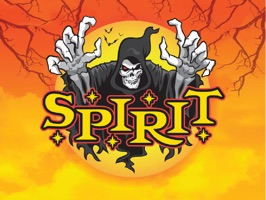 Send some scary good messages with Spirit Halloween stickers