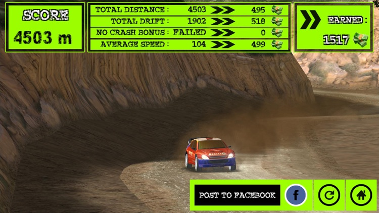 Rally Racer Dirt screenshot-3
