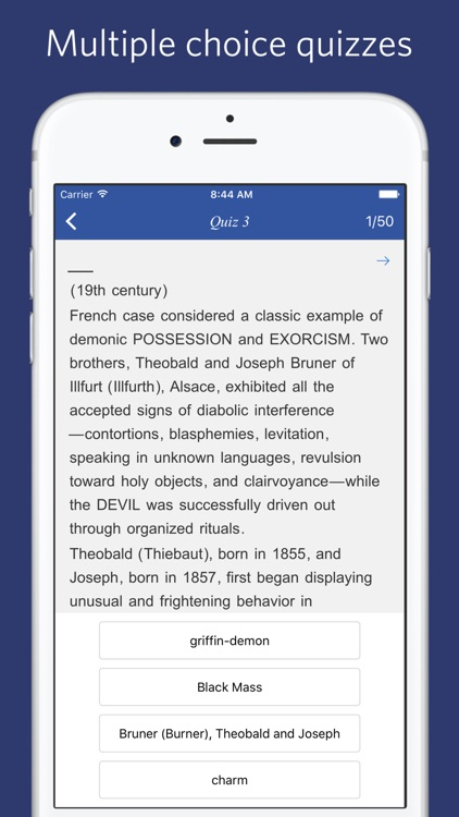Demons and Demonology Encyclopedia screenshot-4