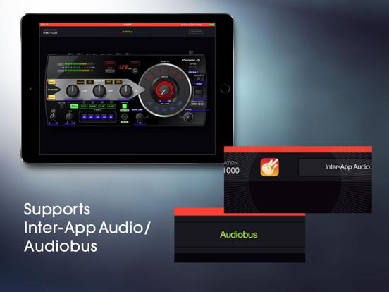 RMX-1000 for iPad Screenshots