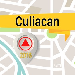 Culiacan Offline Map Navigator and Guide