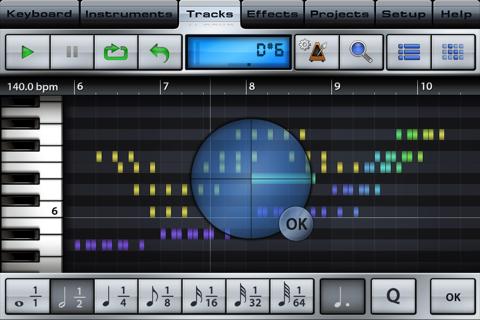 Music Studio Lite screenshot 4
