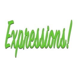 Expressions Green Stickers for iMessage