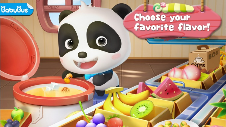 Little Panda's Candy Shop - Lollipop Factory screenshot-0