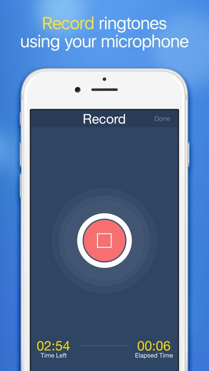 Ringtones for iPhone Unlimited. screenshot-4