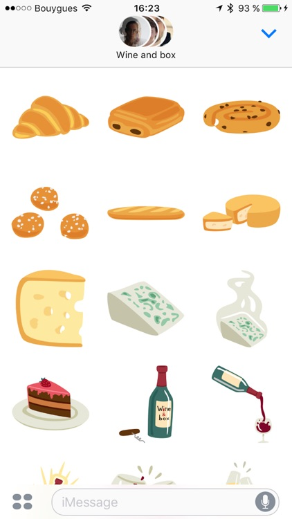 Vins et Fromages screenshot-1