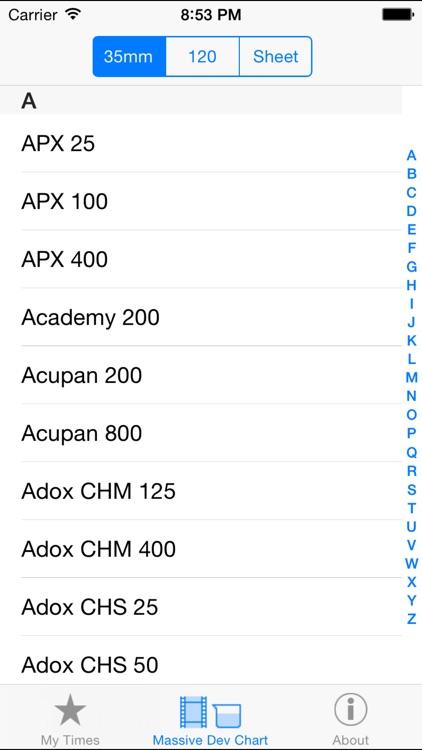 Massive Dev Chart Timer screenshot-4