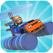 拼装火箭飞车:超级动力火车游戏