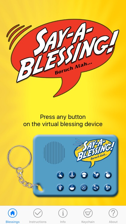 iBlessing