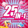 25 en 1 juegos educativos para niños