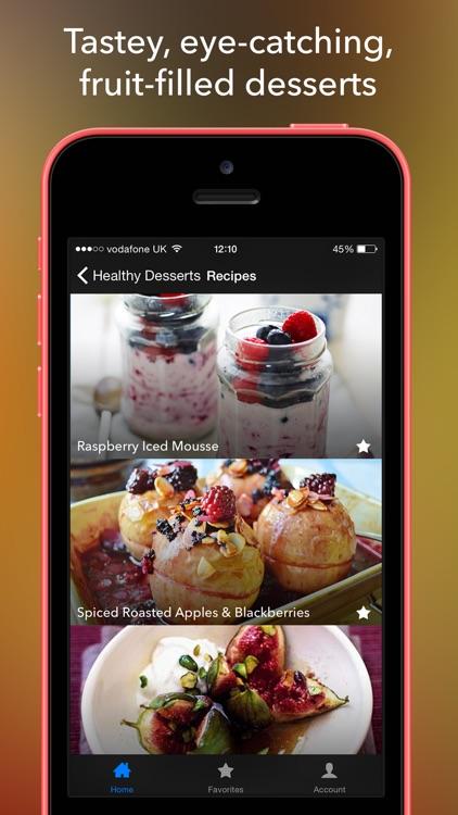 Healthy Dessert Recipes - Low Calorie Clean Diet