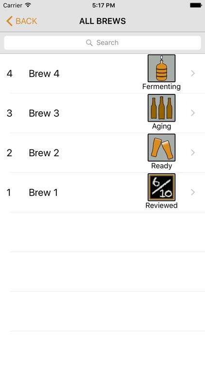 Brew Tracker