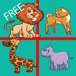 Kids Coloring Book New Cute Animals
