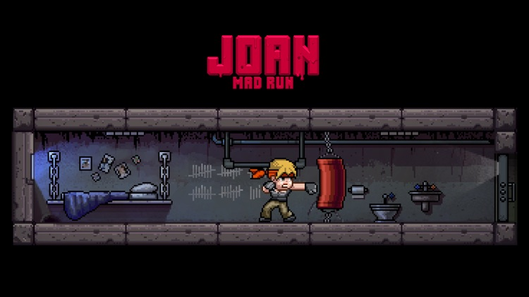 Joan Mad Run screenshot-4