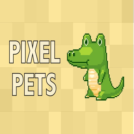 Pixel Pets -- Animated