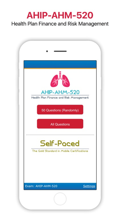 Ahip Ahm 520 Certification App By Self Paced Software