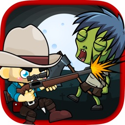 Zombies VS Hunter - Running & Shooting Undead Land