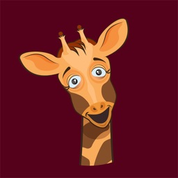Giraffe - Stickers for iMessage