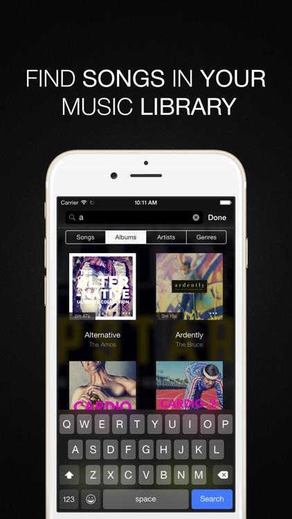 Evermusic Pro - Cloud Music Player for Chromecast screenshot-4
