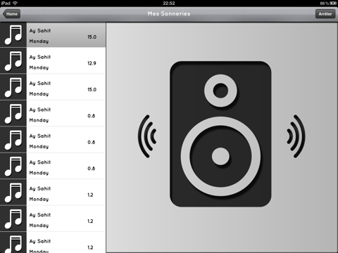MP3 en Sonnerie [FR]
