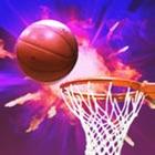 matchs de basketball tir 3d - libre icon