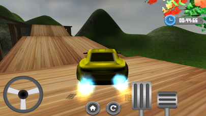 Car Platform Drive 3D 4