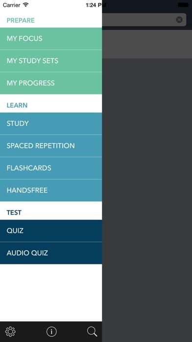 Learn Portuguese - AccelaStudy® screenshot one