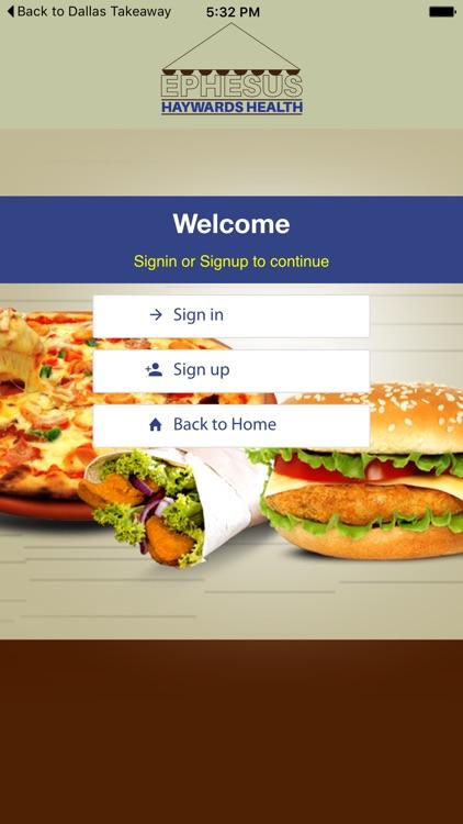 Ephesus Kebab screenshot-3