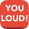 騒音見える化アプリ YouLoud!