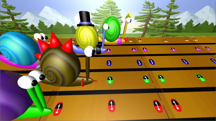 Turbo Snail Racing screenshot-3