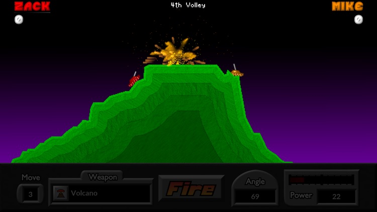 Pocket Tanks Deluxe