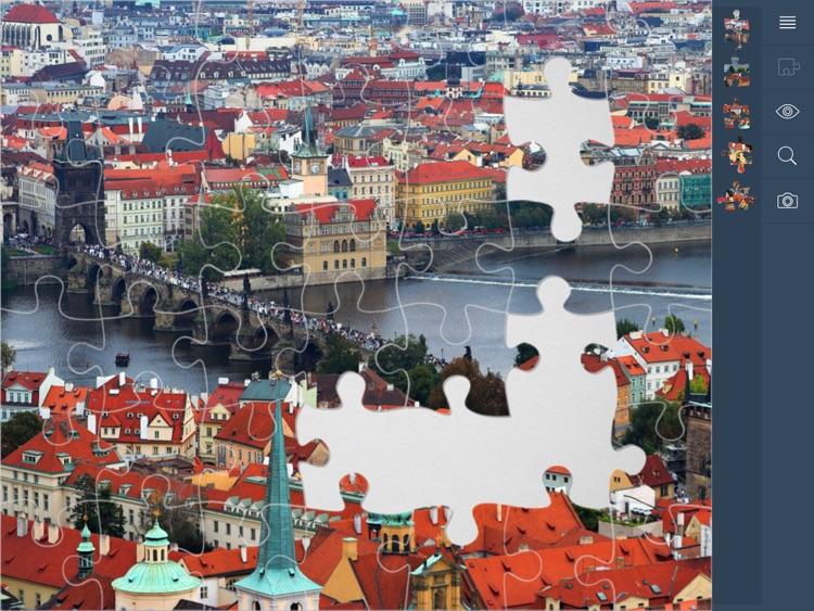 1000 Jigsaw Puzzles Cities screenshot-3