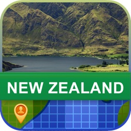 Offline New Zealand Map - World Offline Maps