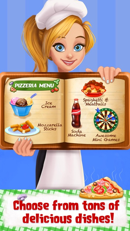 Bella's Pizza Place screenshot-4