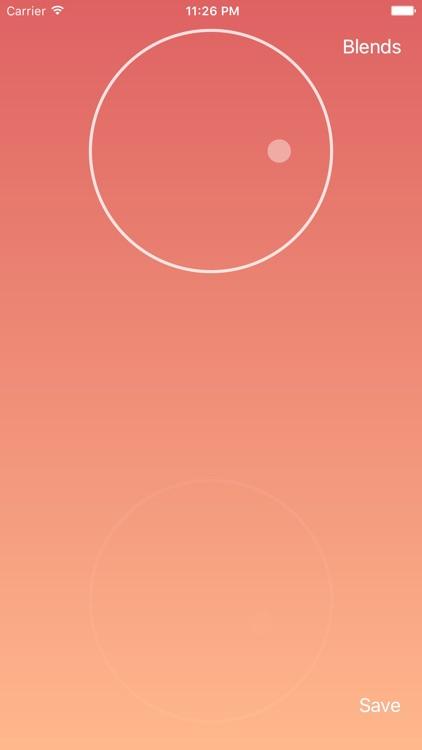 Blend - Create gradient wallpapers screenshot-3