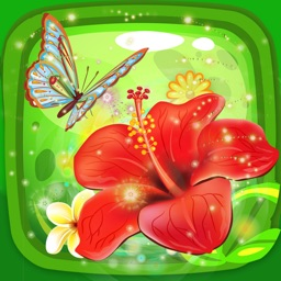Blossom Swap - Free Flower Link Paradise Games