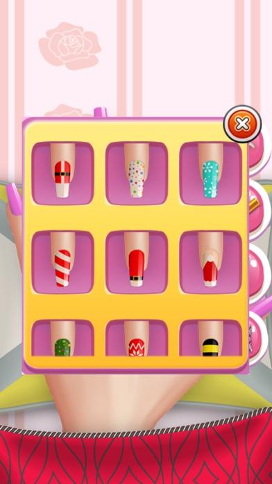 Princess Nail Art Salon Games For Kids App Price Drops