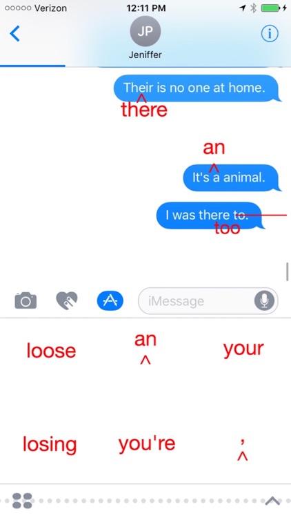 Grammar Snobs screenshot-3