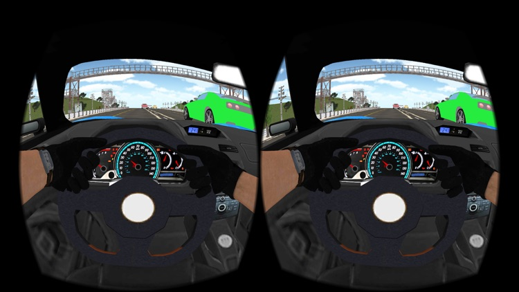 Driving in Car VR