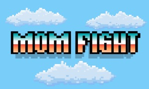 Mom Fight - 2 Player Battle