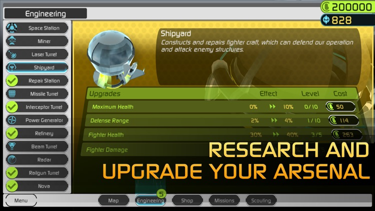 Solar Siege screenshot-4