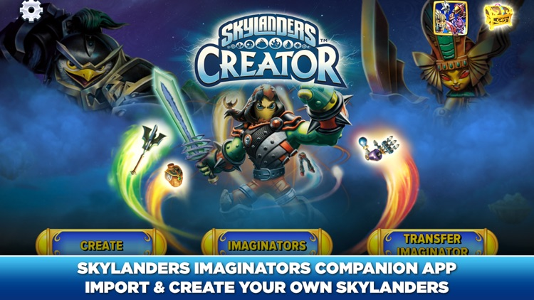 Skylanders™ Creator screenshot-0