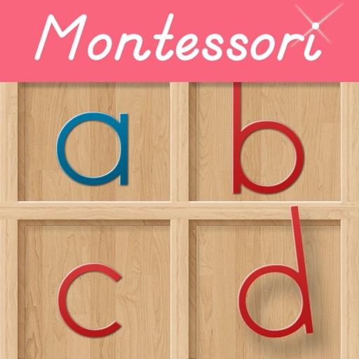 The Movable Alphabet - Montessori Language