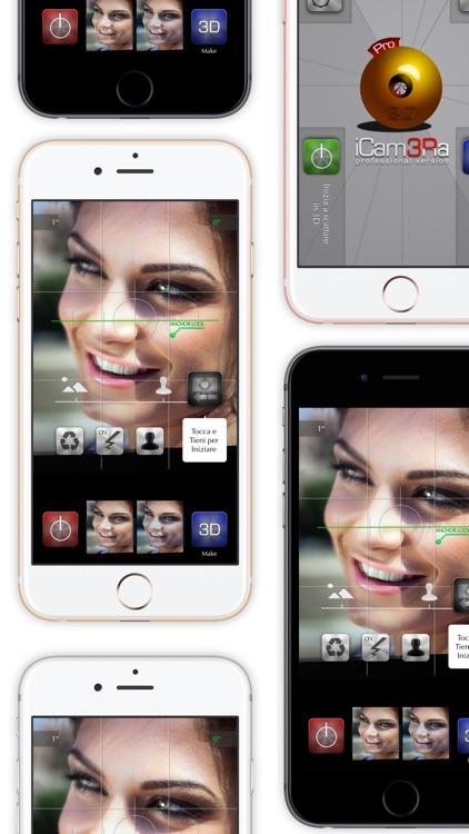 iCam3Ra - 3D Camera Photo Video Maker