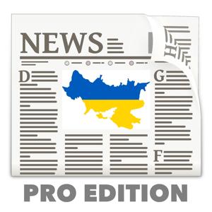 Ukraine News Today in English Pro app