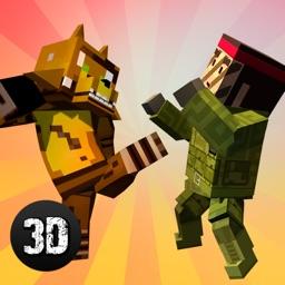 Cube Ninja Kung Fu Fighting Challenge 3D Full